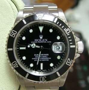 Rolex Sub Mariner 16610