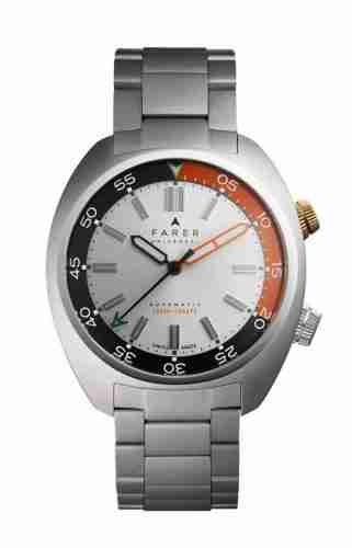 Best Microbrand Dive Watches Farer Leven