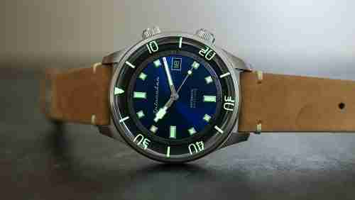 Best Microbrand Dive Watches Spinnaker Bradner_1