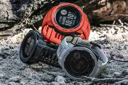 Best Outdoorsman Watch Garmin Instinct