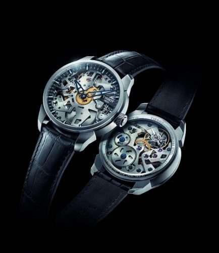 Best Skeleton Watches Under $5000 Tissot_1