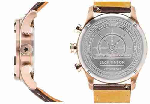 Jack Mason watch reviews