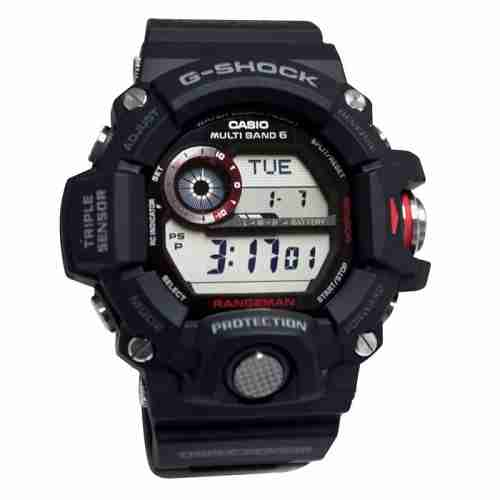 Casio G-Shock Rangeman Display