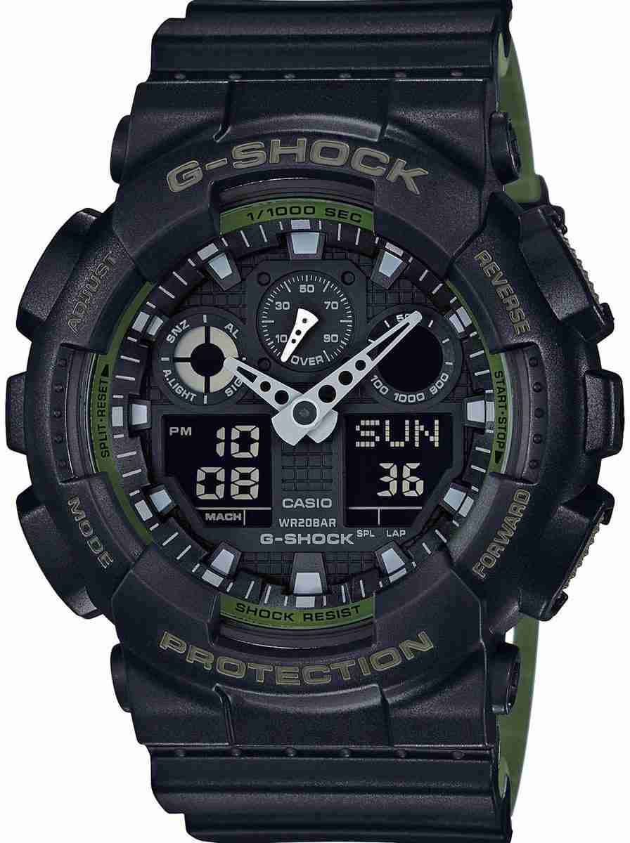 Suunto vs G-Shock