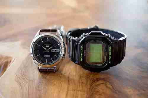 Casio vs Seiko Review