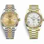 Datejust Vs Day Date Featured