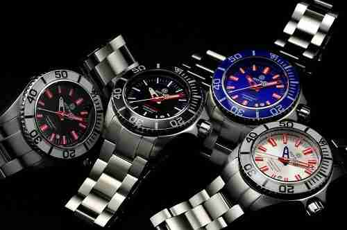 Deep Blue Watches Review History