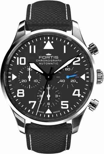 Fortis Pilot Classic Chronograph - fortis watch review
