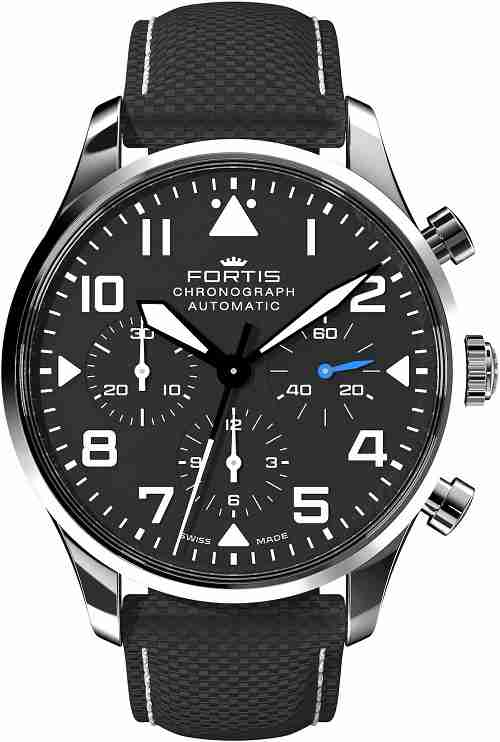 Fortis watch review