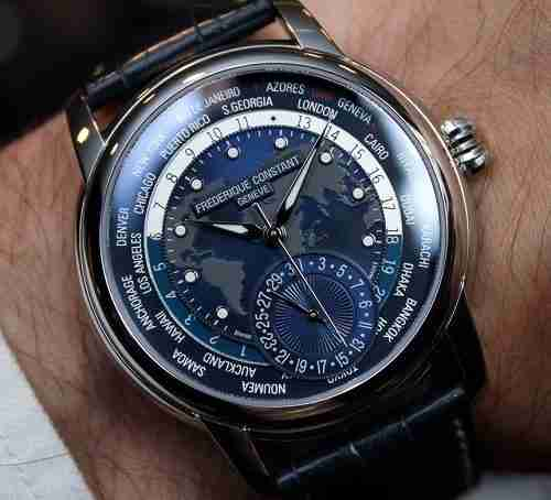 Fredrique Constant Worldtimer Review Dial_3