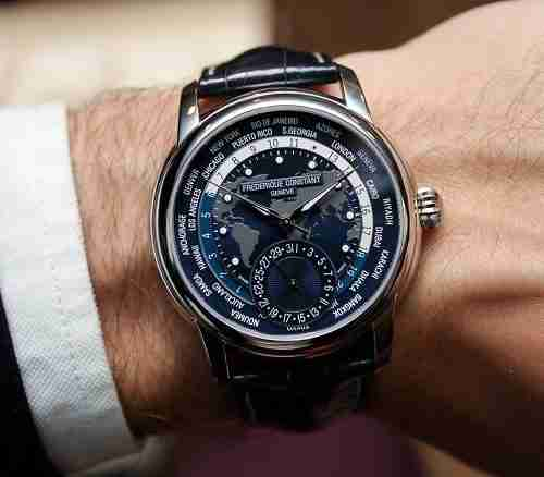 Fredrique Constant Worldtimer Review Featured