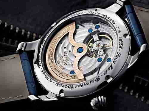 Fredrique Constant Worldtimer Review Movement