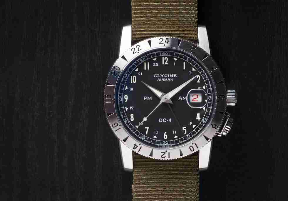 Review of the Glycine Airman Watches
