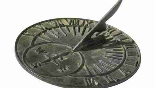 History of Watches - Sundial