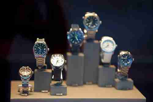 History of Watches - Swiss Watch Industry