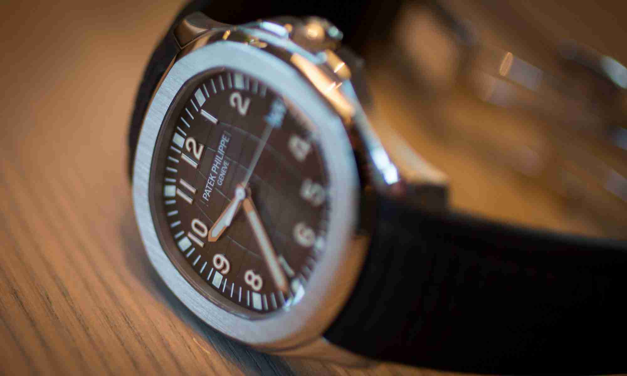 Patek Philippe Aquanaut Review