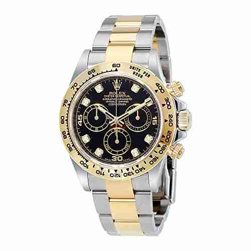 image of the stylish rolex daytona watch