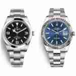 Rolex Explorer vs Datejust