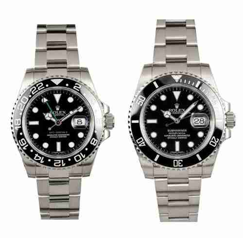 Rolex GMT vs Submariner_Feat