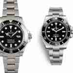 Sea Dweller vs Submariner