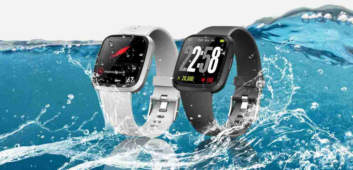 Best Android waterproof Smartwatch