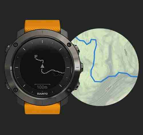 suunto traverse alpha review