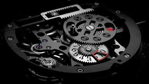 Watch Movements HUB1201