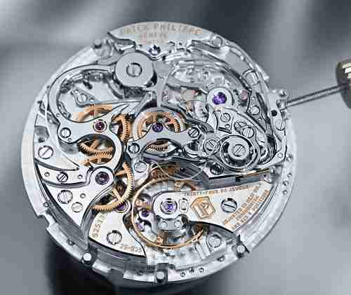 Watch Movements Patek Philippe 2499