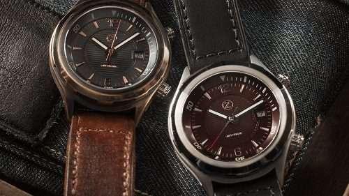 Zelos Watches Review Helmsman