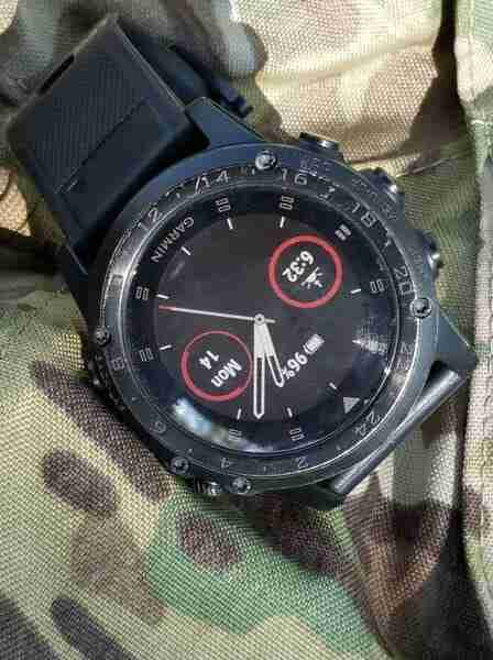 Review fof the best GPS watch for military