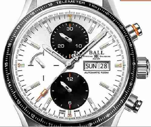 Review for Ball watches -Ball Gents-Watch Fireman Storm Chaser Pro