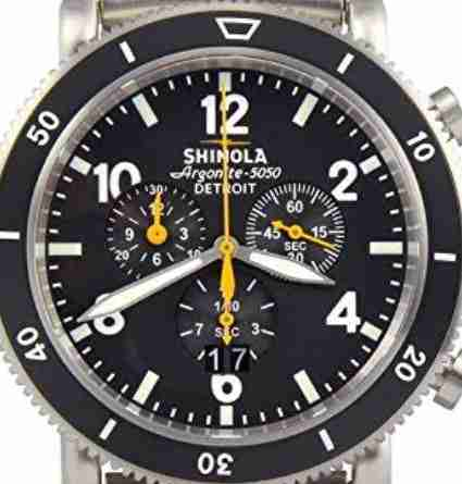 Review of Shinola Watch