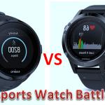 Suunto Spartan Ultra vs Garmin Fenix 5